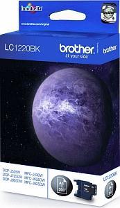 CARTUS BLACK LC1220BK ORIGINAL BROTHER MFC-J430W