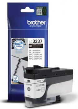 CARTUS BLACK LC3237BK 3K ORIGINAL BROTHER MFC-J6947DW