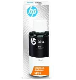 CARTUS BLACK NR.32XL 1VV24AE 135ML ORIGINAL HP SMART TANK PLUS 555 AIO