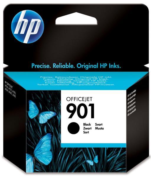 CARTUS BLACK NR.901 CC653AE 4ML ORIGINAL HP OFFICEJET J4580