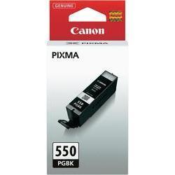 CARTUS BLACK PGI-550BK 15ML ORIGINAL CANON PIXMA IP7250