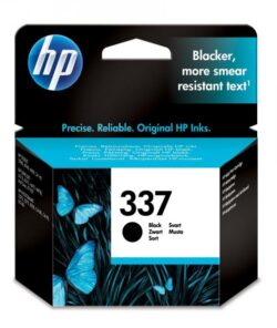 CARTUS BLACK VIVERA NR.337 C9364EE 11ML ORIGINAL HP PHOTOSMART 8050