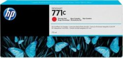 CARTUS CHROMATIC RED NR.771C B6Y08A 775ML ORIGINAL HP DESIGNJET Z6200