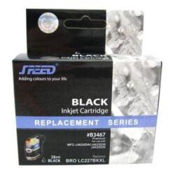 CARTUS COMPATIBIL BLACK LC227XLBK BROTHER MFC-J4420DW