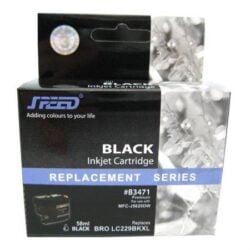 CARTUS COMPATIBIL BLACK LC229XLBK BROTHER MFC-J5320DW