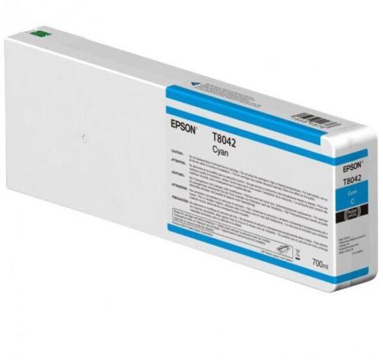 CARTUS CYAN C13T804200 700ML ORIGINAL EPSON SC-P6000 STD