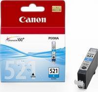 CARTUS CYAN CLI-521C 9ML ORIGINAL CANON IP4600