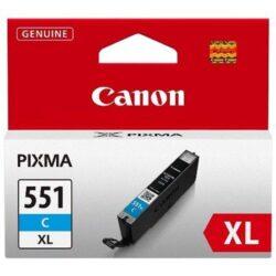 CARTUS CYAN CLI-551XLC 11ML ORIGINAL CANON PIXMA IP7250