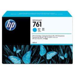 CARTUS CYAN NR.761 CM994A 400ML ORIGINAL HP DESIGNJET T7100