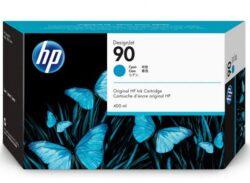 CARTUS CYAN NR.90 C5061A 400ML ORIGINAL HP DESIGNJET 4000