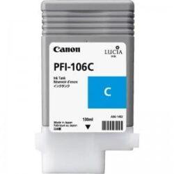 CARTUS CYAN PFI-106C 130ML ORIGINAL CANON IPF 6400