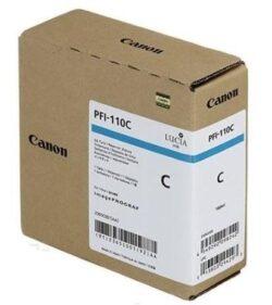 CARTUS CYAN PFI-110C 160ML ORIGINAL CANON TX-2000