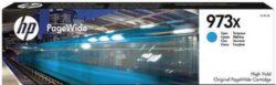 CARTUS CYAN XL PAGEWIDE NR.973X F6T81AE ORIGINAL HP PAGEWIDE PRO 452DW