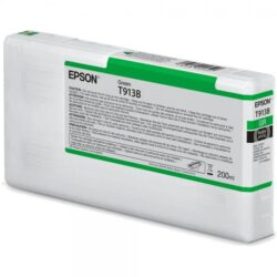 CARTUS GREEN C13T913B00 200ML ORIGINAL EPSON SC-P5000 STD