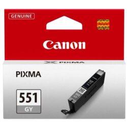 CARTUS GREY CLI-551GY 7ML ORIGINAL CANON PIXMA IP7250