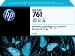 CARTUS GREY NR.761 CM995A 400ML ORIGINAL HP DESIGNJET T7100