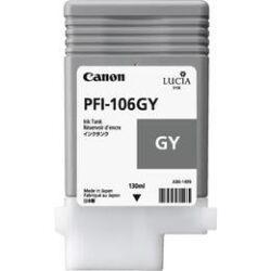 CARTUS GREY PFI-106GY 130ML ORIGINAL CANON IPF 6400