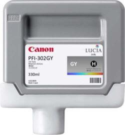 CARTUS GREY PFI-302GY 330ML ORIGINAL CANON IPF 8100