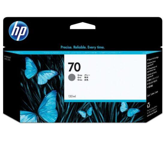 CARTUS GREY VIVERA NR.70 C9450A 130ML ORIGINAL HP DESIGNJET Z3200