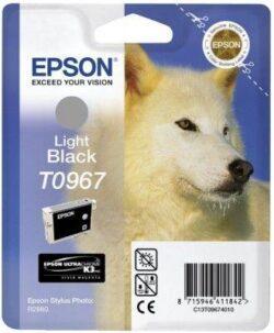 CARTUS LIGHT BLACK C13T09674010 11