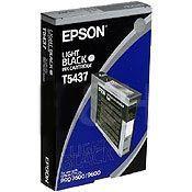 CARTUS LIGHT BLACK C13T543700 110ML ORIGINAL EPSON STYLUS PRO 9600