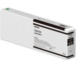 CARTUS LIGHT BLACK C13T804700 700ML ORIGINAL EPSON SC-P6000 STD