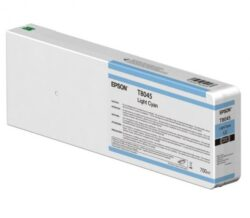 CARTUS LIGHT CYAN C13T804500 700ML ORIGINAL EPSON SC-P6000 STD
