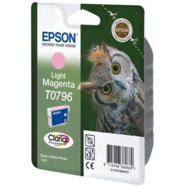 CARTUS LIGHT MAGENTA C13T07964010 11ML ORIGINAL EPSON STYLUS PHOTO 1400