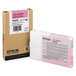 CARTUS LIGHT MAGENTA C13T605C00 110ML ORIGINAL EPSON STYLUS PRO 4800