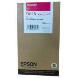 CARTUS MAGENTA C13T611300 110ML ORIGINAL EPSON STYLUS PRO 7400