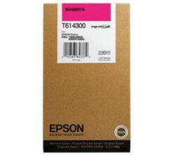 CARTUS MAGENTA C13T614300 220ML ORIGINAL EPSON STYLUS PRO 4400