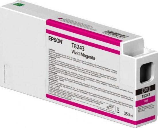CARTUS MAGENTA C13T824300 350ML ORIGINAL EPSON SC-P6000 STD