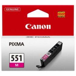CARTUS MAGENTA CLI-551M 7ML ORIGINAL CANON PIXMA IP7250