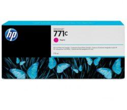 CARTUS MAGENTA NR.771C B6Y09A 775ML ORIGINAL HP DESIGNJET Z6200