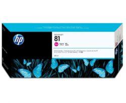 CARTUS MAGENTA NR.81 C4932A 680ML ORIGINAL HP DESIGNJET 5000