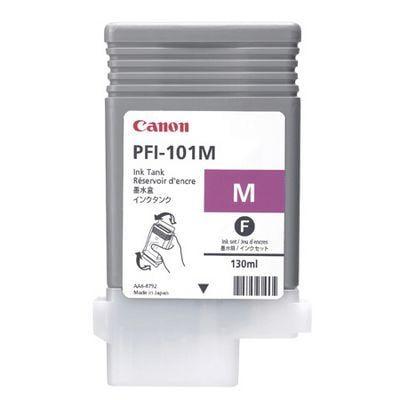 CARTUS MAGENTA PFI-101M 130ML ORIGINAL CANON IPF 5000
