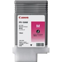 CARTUS MAGENTA PFI-104M ORIGINAL CANON IPF 650