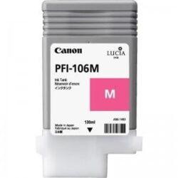 CARTUS MAGENTA PFI-106M 130ML ORIGINAL CANON IPF 6400
