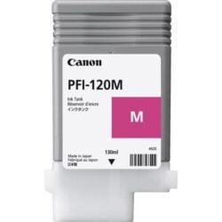 CARTUS MAGENTA PFI-120M 130ML ORIGINAL CANON IPF TM-300
