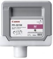 CARTUS MAGENTA PFI-301M 330ML ORIGINAL CANON IPF 8000