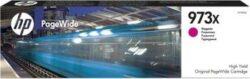 CARTUS MAGENTA XL NR.973X F6T82AE ORIGINAL HP PAGEWIDE PRO 452DW