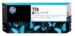 CARTUS MATTE BLACK NR.728 F9J68A 300ML ORIGINAL HP DESIGNJET T730