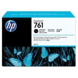 CARTUS MATTE BLACK NR.761 CM991A 400ML ORIGINAL HP DESIGNJET T7100