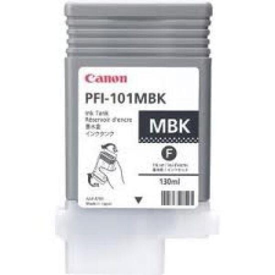 CARTUS MATTE BLACK PFI-101MB 130ML ORIGINAL CANON IPF 5000
