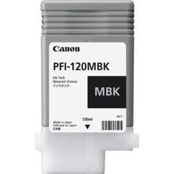 CARTUS MATTE BLACK PFI-120MB 130ML ORIGINAL CANON IPF TM-300
