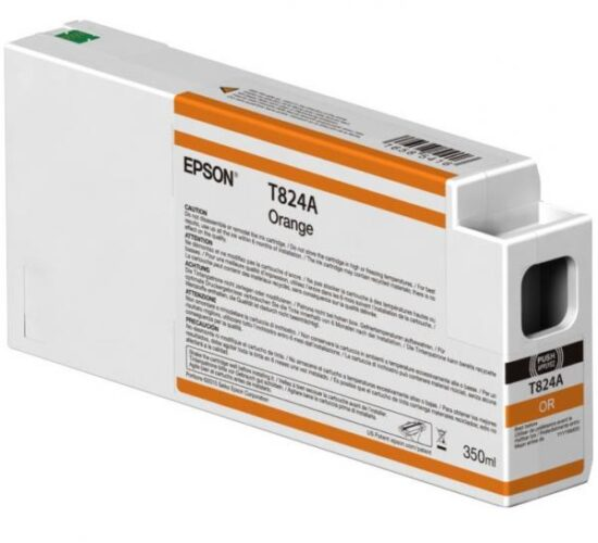 CARTUS ORANGE C13T824A00 350ML ORIGINAL EPSON SC-P7000 STD
