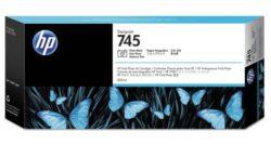 CARTUS PHOTO BLACK NR.745F9K04A 300ML ORIGINAL HP DESIGNJET Z5600