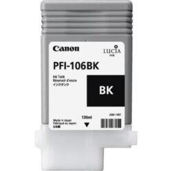 CARTUS PHOTO BLACK PFI-106PBK 130ML ORIGINAL CANON IPF 6400