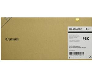 CARTUS PHOTO BLACK PFI-1700PBK 700 ML ORIGINAL CANON IPF PRO-2000