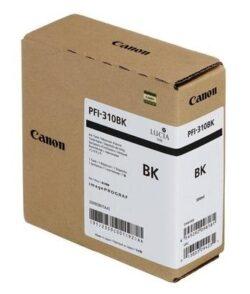 CARTUS PHOTO BLACK PFI-310BK 330ML ORIGINAL CANON TX-2000